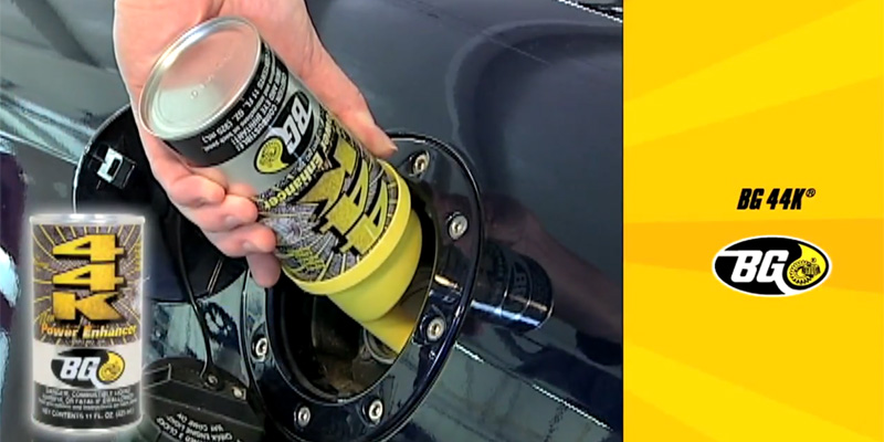 Limpiador de inyectores motores gasolina. BG 44K