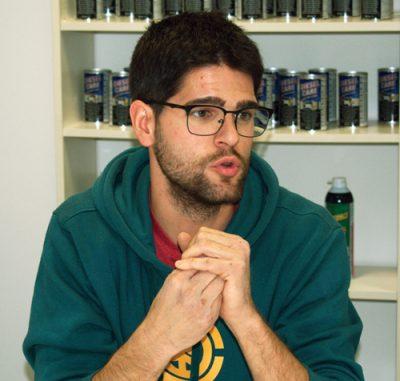 Pablo Moreno, Taller PMH MotorSport