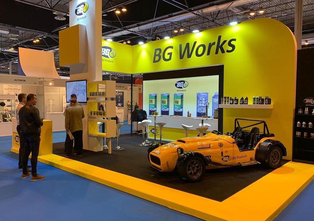 BG Products debuta en Motortec de la mano de su distribuidor en España, Guaja Trading