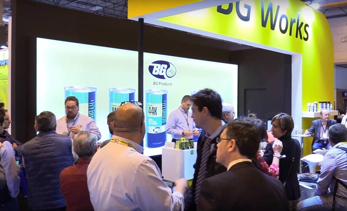 Vídeo resumen de la participación de BG Products en Motortec Automechanika Madrid 2019