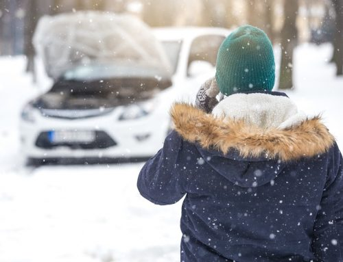 Cómo el taller puede ayudar a sus clientes a preparar sus coches para el invierno