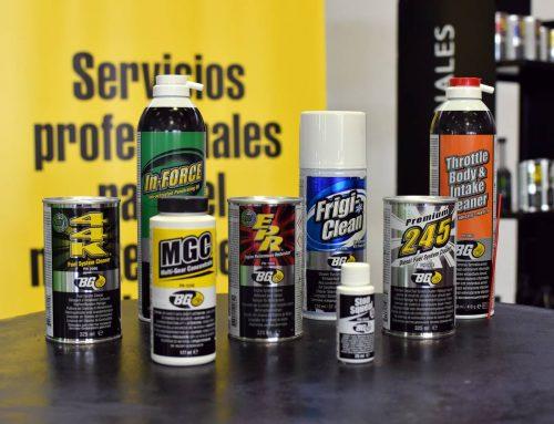 BG Products, proveedor homologado de la red de talleres Claxon