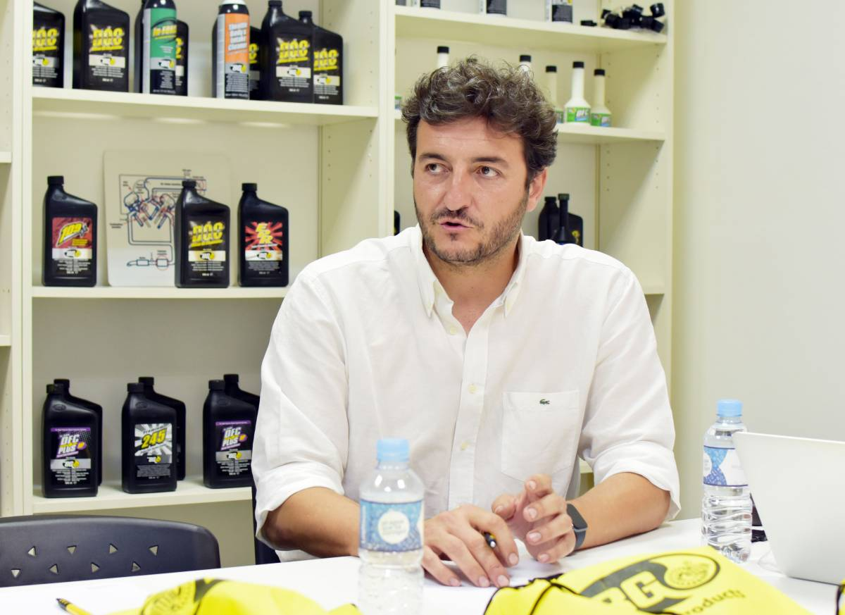 José Ignacio Arroyo. ArroyoAuto BCS