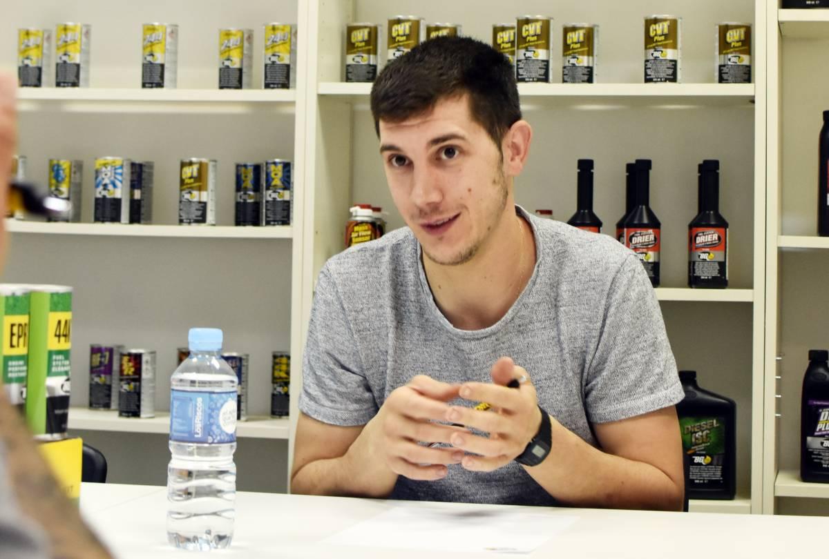 Jorge Fernandez, Talleres Hecza