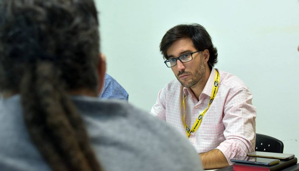 Sergio Feito, BG Products