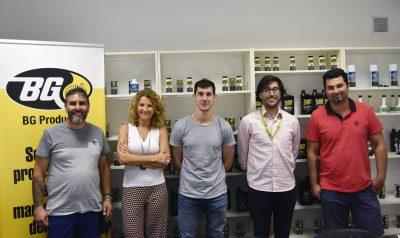 Mesa Redonda Vehículo Industrial BG Products 2019