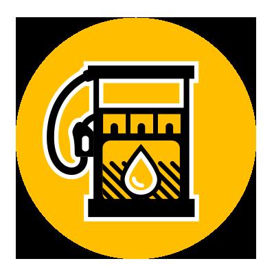 servicios vehículo gasolina