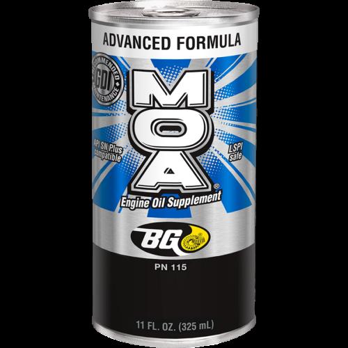 PM 115 MOA ADVANCED FORMULA