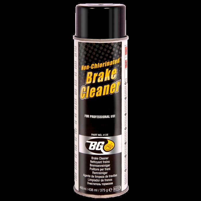 producto limpiador de frenos bg brake cleaner