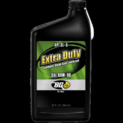 BG EXTRA DUTY 80W-90 GL-5