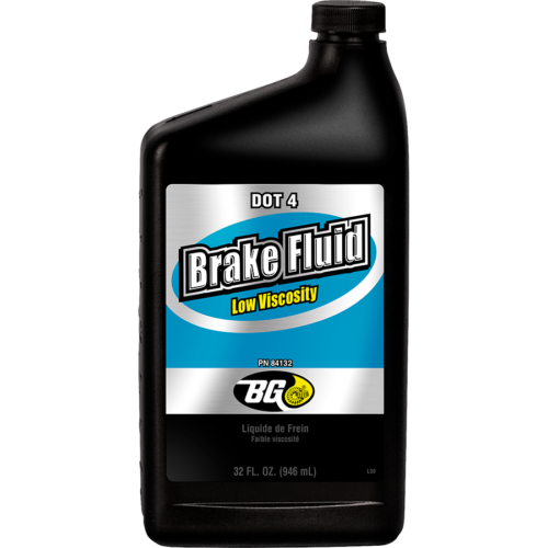 líquido de frenos dot 4 baja viscosidad