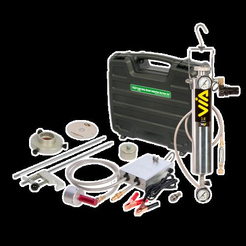 herramientas admisión diésel para el mantenimiento del vehículo
