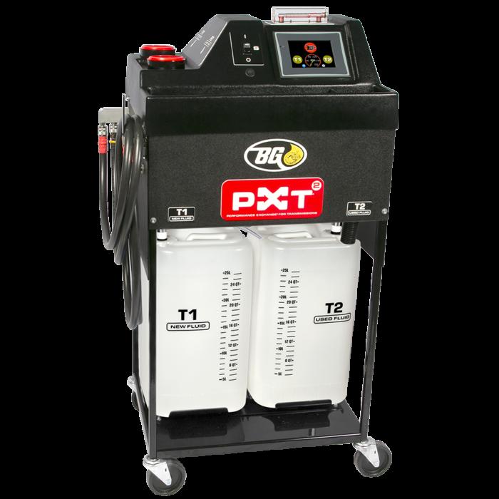 máquina pxt-2 para mantenimiento de líquido de frenos del vehículo