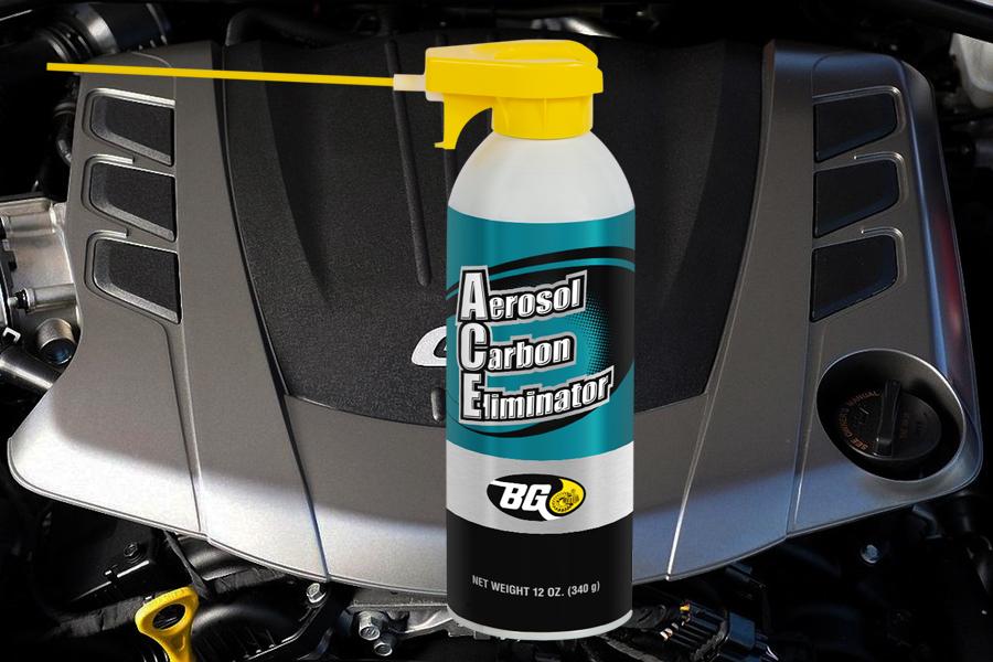 BG Aerosol Carbon Eliminator