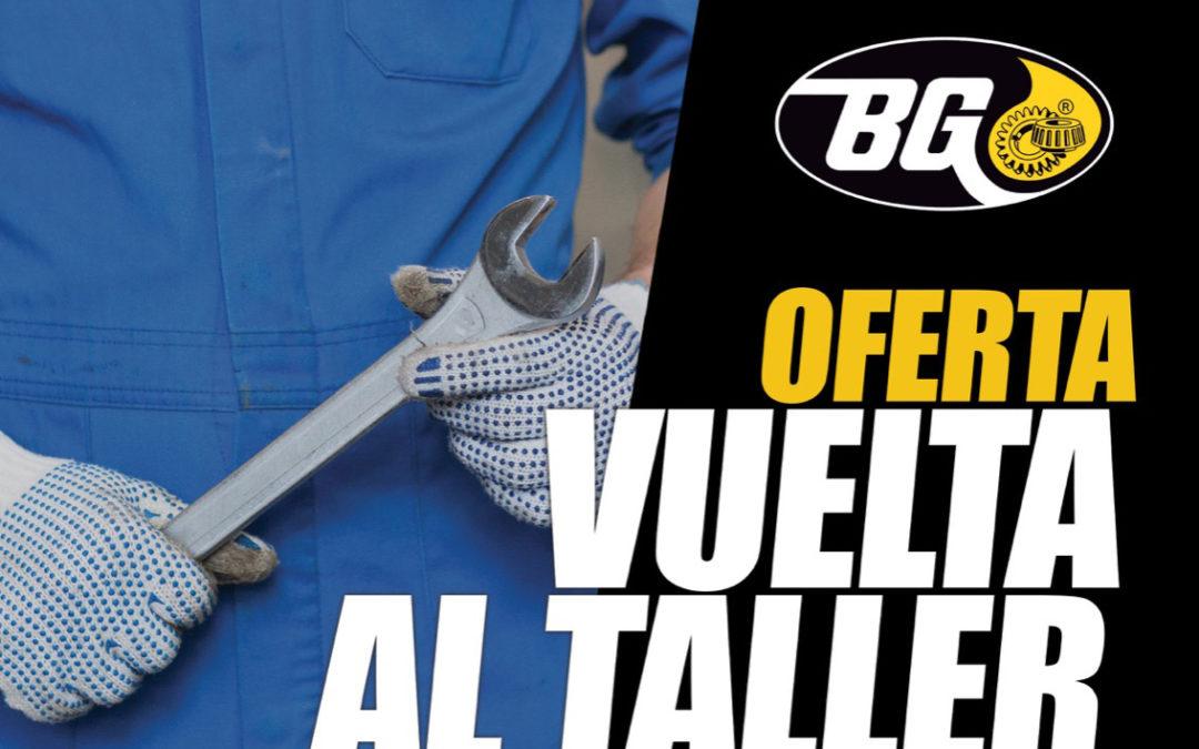 BG Products-Guaja Trading te hace más fácil la Vuelta al Taller