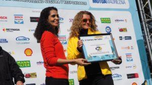 BG Products recibió el reconocimiento de los organizadores de la Carrera.