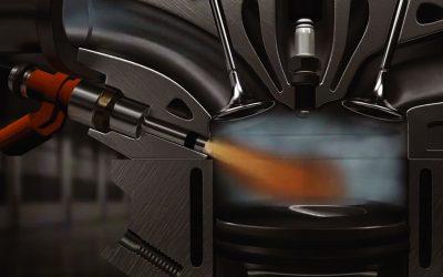 Las diferencias entre los residuos generados en el motor por el aceite de los procedentes del combustible