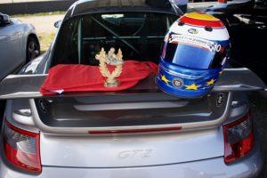 Carrera de Karting Solidaria organizada por RoadStr