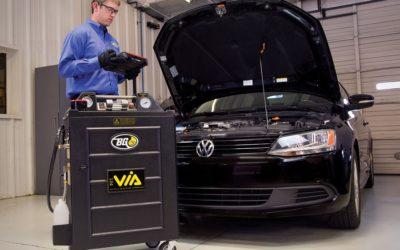 Cómo limpiarel filtro antipartículas y el sistema de admisión con una solución tan eficaz como rentable para el taller