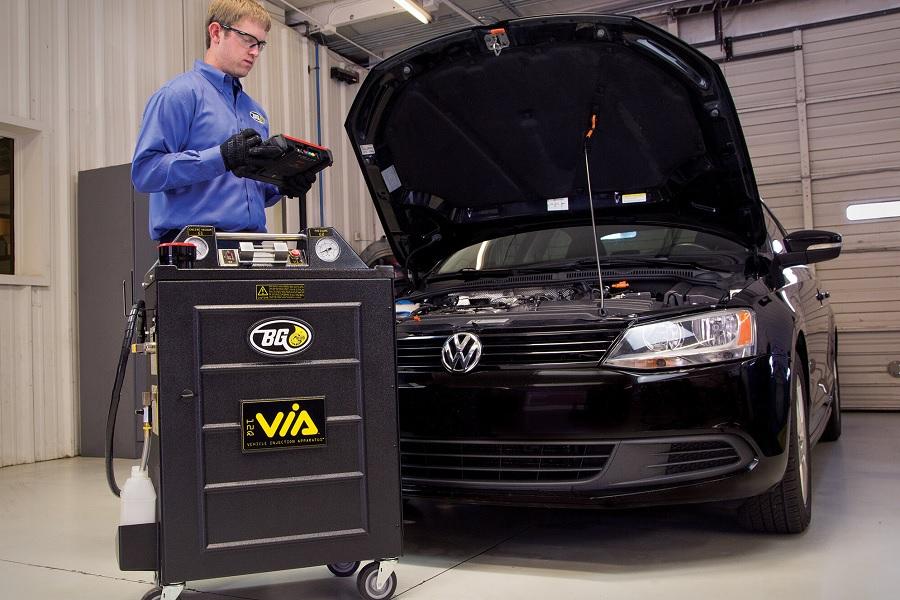 Cómo limpiar el filtro antipartículas y el sistema de admisión con una solución tan eficaz como rentable para el taller